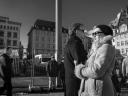 Leipzig Winterlicht Street Photography Ricoh GX200