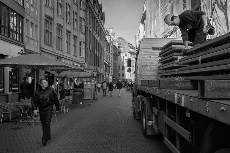 Leipzig Street Photography Nikon 1 V2