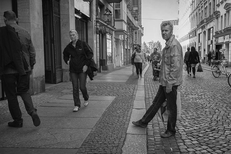 Street Photography Leipzig Nikon 1 V1