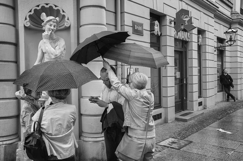 Leipzig Street Photography Fujifilm X100