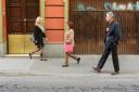 Sevilla Street Photography Nikon V2