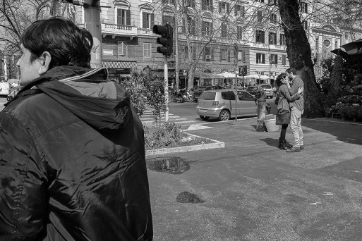 Rome Street Photography Lumix GM5