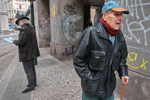Prag Street Photography